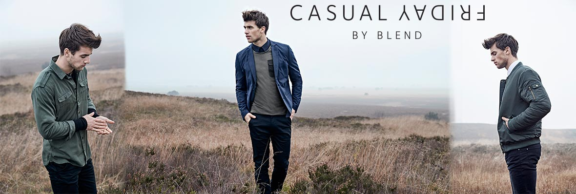 Casual Friday INDX Menswear Double H post