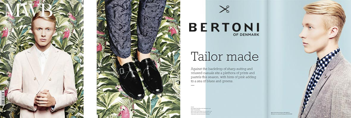 Bertoni in MWB magazine