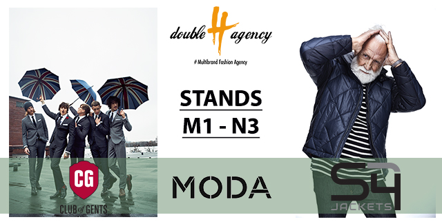 Double H Agency Moda AW17 stands