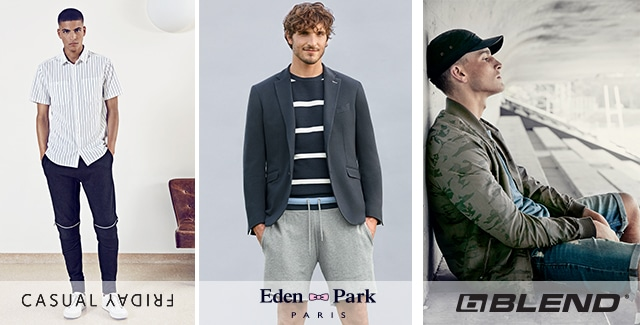 Double H Agency menswear brands collection