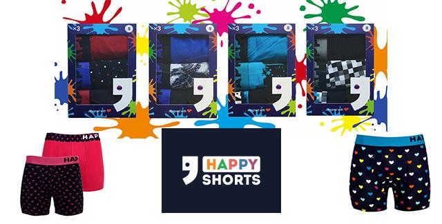 Happy Shorts SS18